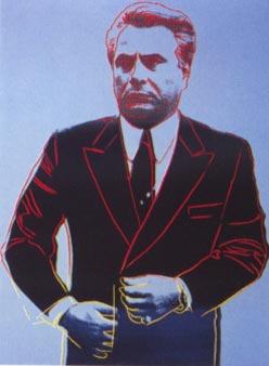 [Andy Warhol - John Gotti]