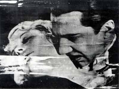 [Andy Warhol The Kiss (Bela Lugosi)]