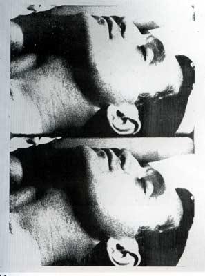 [Andy Warhol Sleep]