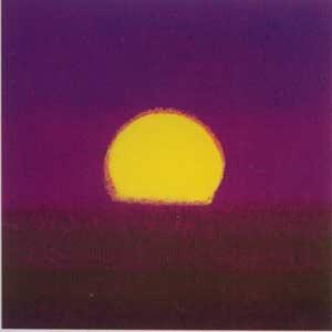 [Andy Warhol Sunset]
